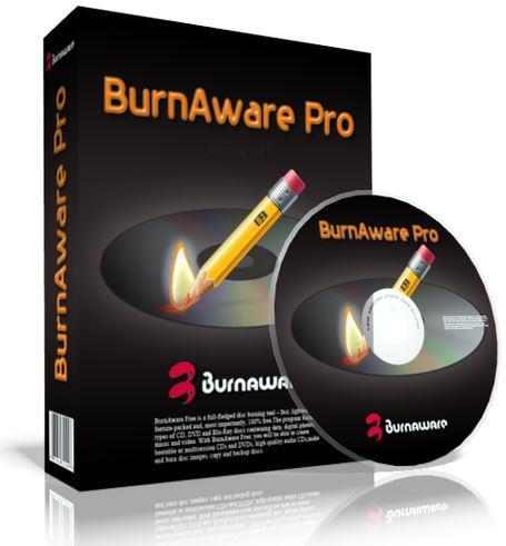 BurnAware Professional 13.1 Crack With Serial Key 2020