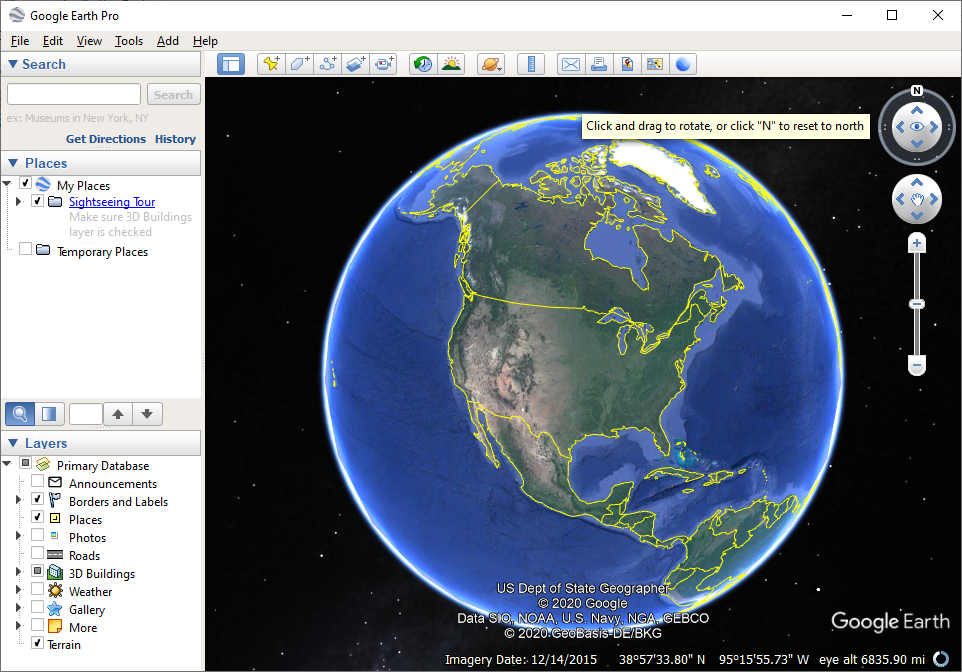 Google Earth Pro 7.3.3.7786 Serial Key Latest Download