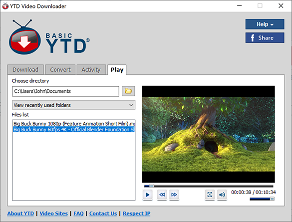 YTD Video Downloader Patch & Serial Key Latest Free Download