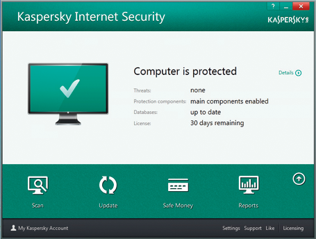 Kaspersky Antivirus 2014 Crack Free Full Version