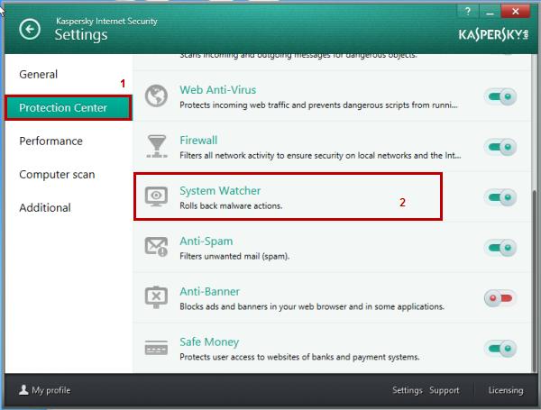 Kaspersky Antivirus 2014xSerial Key Free Full Version