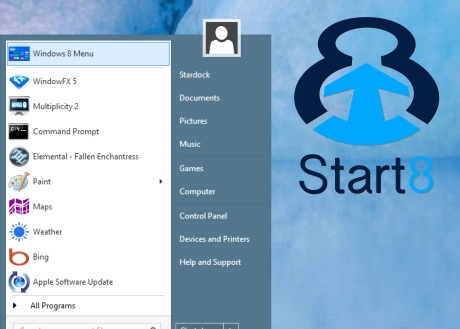 Download Stardock Start8 1.56 Crack