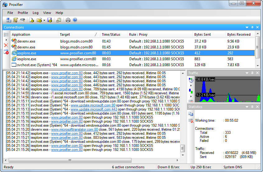 Proxifier 3 42 Crack With Activation Key Latest Version download