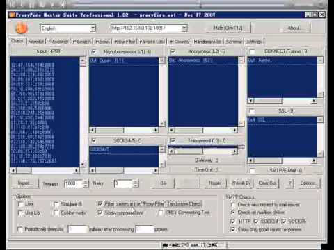Proxifier 3.42 with Crack & Serial Key