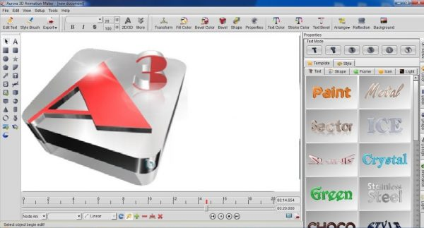 Aurora 3D Animation Maker Patch & Serial Key Tested Free Download