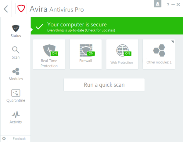 Avira AntiVirus Premium Patch & License Key Free Download