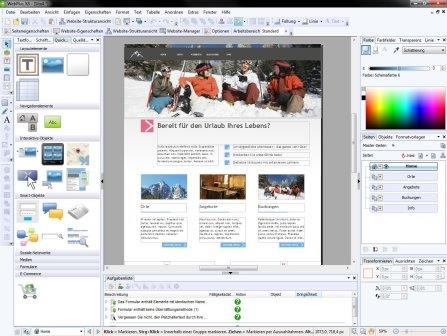 WebPlus X8 With Crack & Product Key