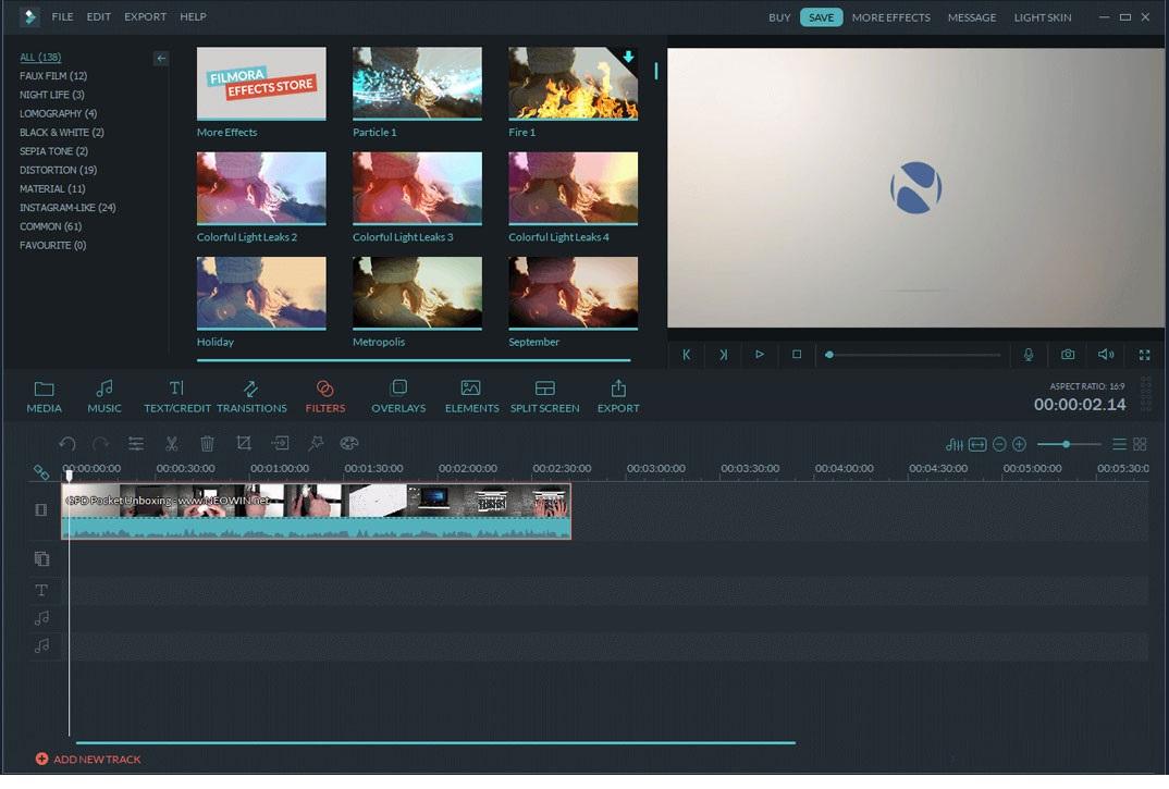 Wondershare Filmora Patch & Serial Key Free Download
