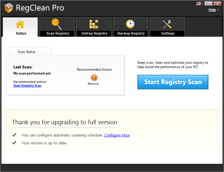 Regclean Pro Patch & Serial Key Tested Free Download