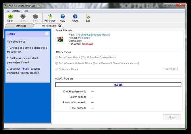rar password unlocker 5.0 crack