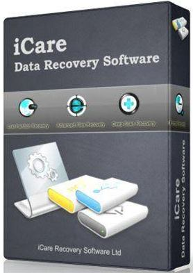 iCare Data Recovery Pro Crack & License Key Free Download