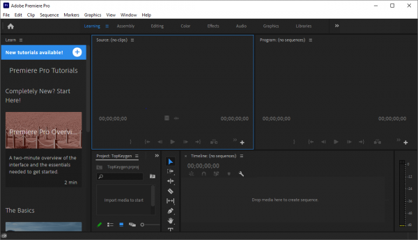 Adobe Premiere Pro Full Serial Key & Activator Latest Free Download