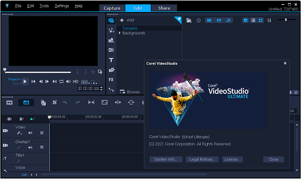 Corel VideoStudio Ultimate Patch & Keygen Tested Free Download
