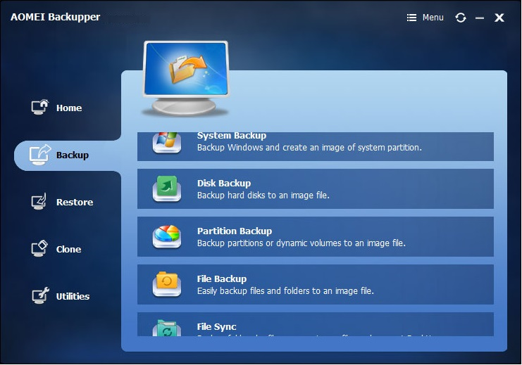 AOMEI-Backupper Activator & Serial Key Free Download