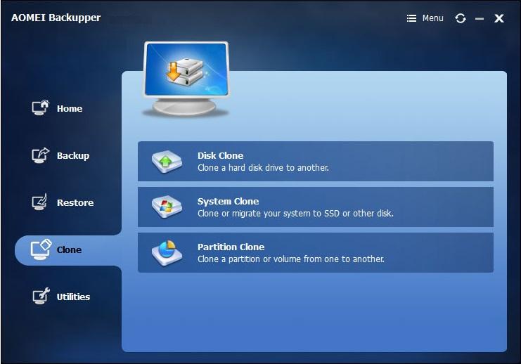 AOMEI Backupper Crack & License Key Free Download