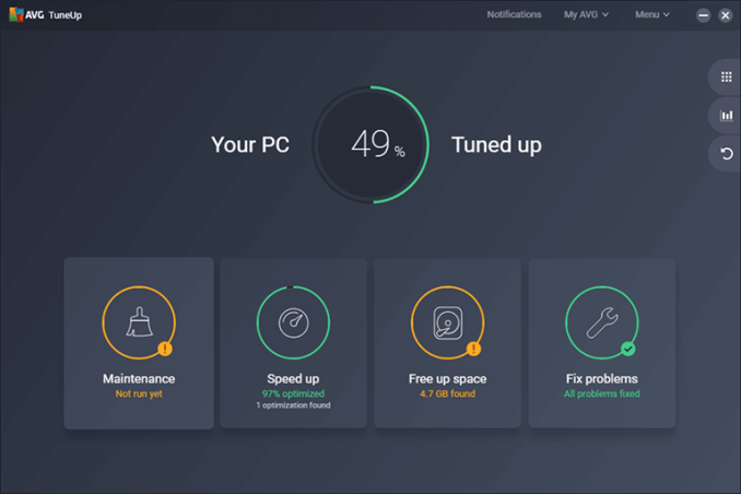 AVG TuneUp Patch & Keygen Free Download
