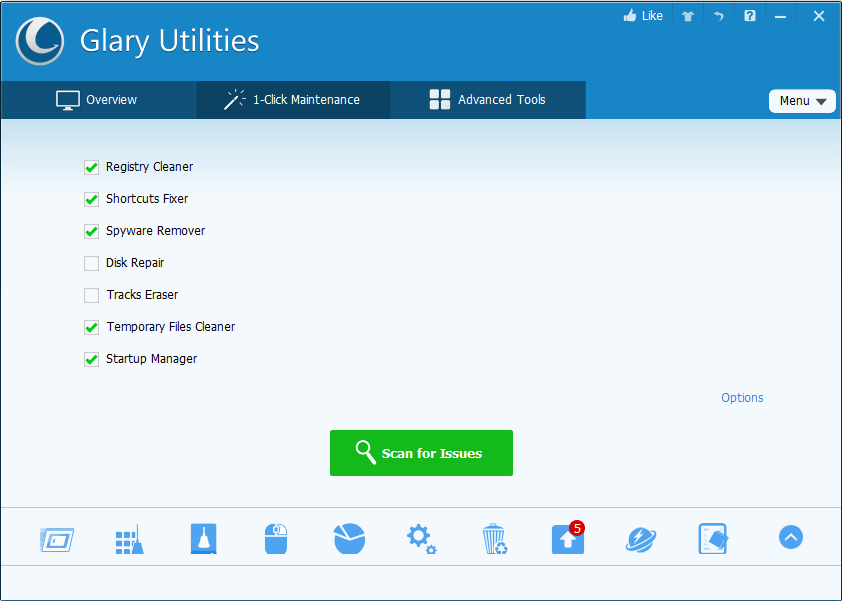 Glary Utilities Activator & Serial Key Free Download