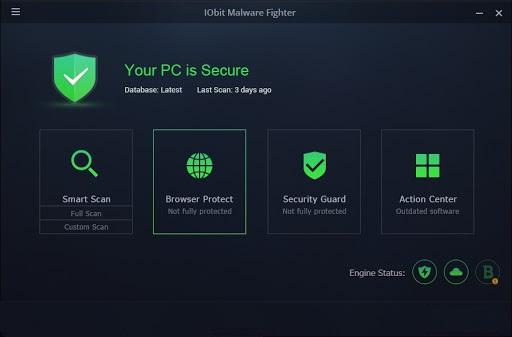 IObit Malware Fighter Patch & Keygen Free Download