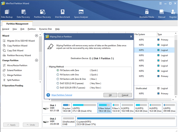 MiniTool Partition Wizard Keygen & Serial Key Free Download