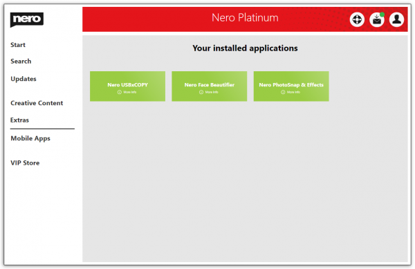 Nero Platinum Suite Patch & Serial Key Free Download