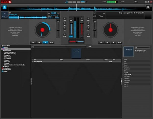 VirtualDJ Pro Infinity Patch & Serial Key Tested Free Download
