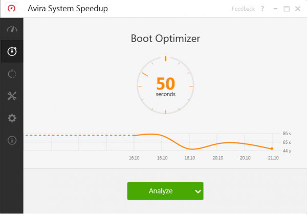 Avira System Speedup Patch & Serial Key Full Free Download