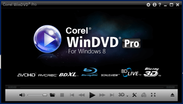 Corel WinDVD Pro Patch & Serial Key Tested Free Download