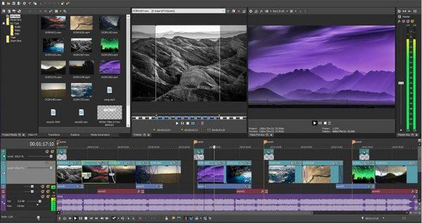 MAGIX Vegas Pro Full Keygen & Activator Free Download