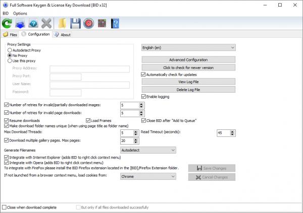 Bulk Image Downloader Keygen & Patch Latest Free Download