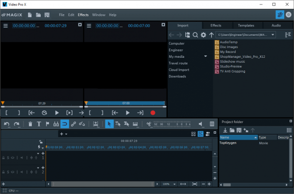MAGIX Video Pro X Full Patch & Serial Key Tested Free Download
