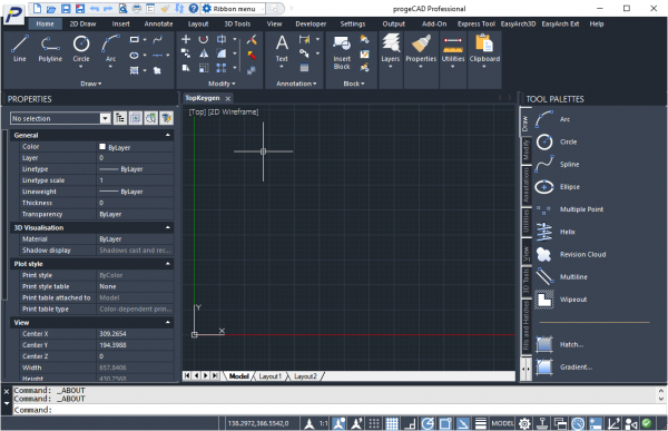 progeCAD Professional Serial Key & Patch Full Free Download