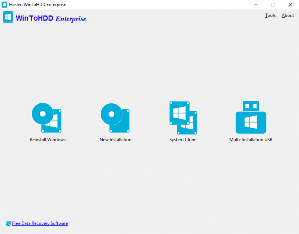 WinToHDD Enterprise Full Serial Number & Patch Tested Free Download