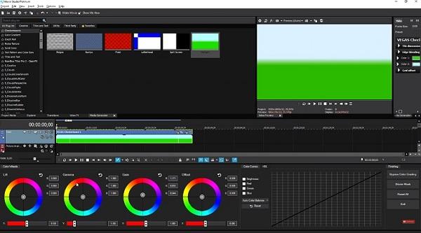 MAGIX VEGAS Movie Studio Platinum Full Keygen & Activation Code Latest Free Download
