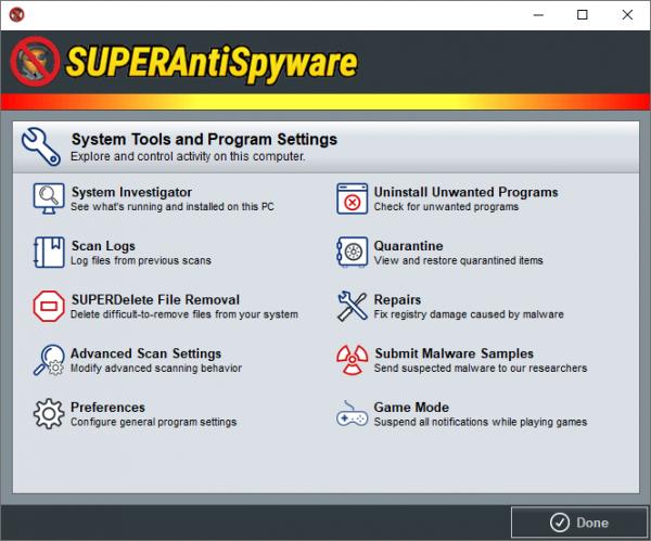 SUPERAntiSpyware Professional X Full Patch & Keygen Latest Free Download