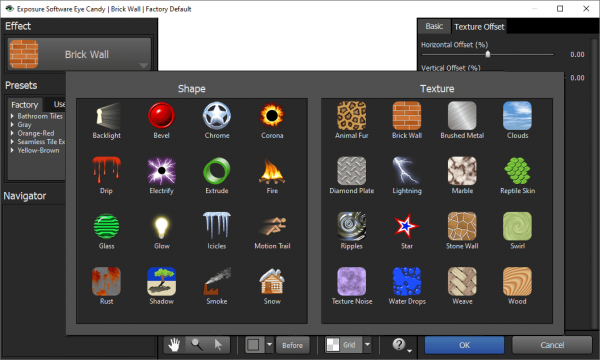 Exposure Software Eye Candy Keygen Latest Free Download