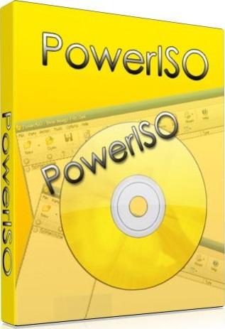 PowerISO Crack & License Key Updated Free Download