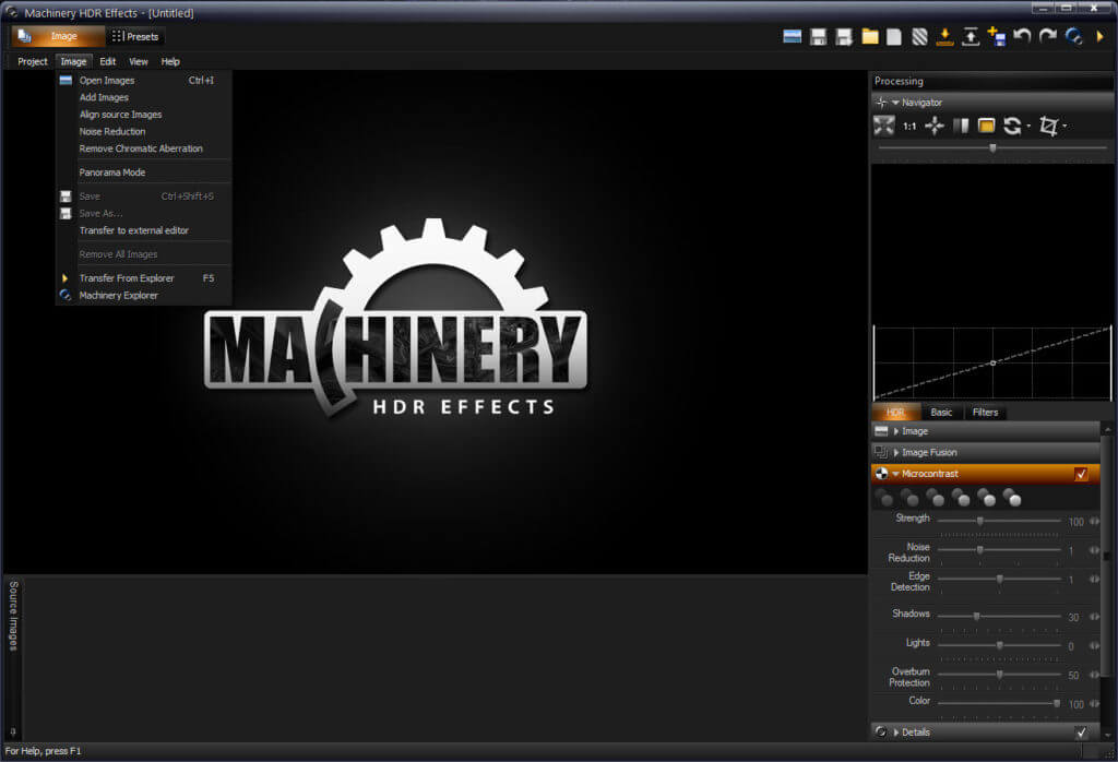 Machinery HDR Effects Patch & License Key Tested Free Download
