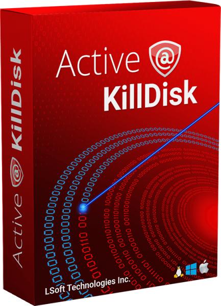 Active@ KillDisk Ultimate Crack & License Key Updated Free Download