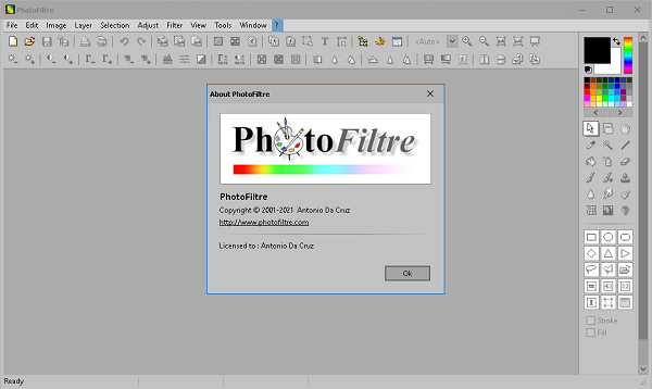 PhotoFiltre Studio Patch & Serial Key Tested Free Download