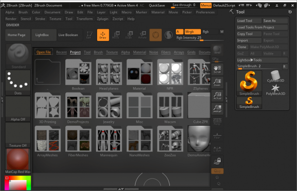 Pixologic ZBrush Full Patch & Serial Key Tested Full Download
